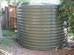 Colorbond Steel Tank