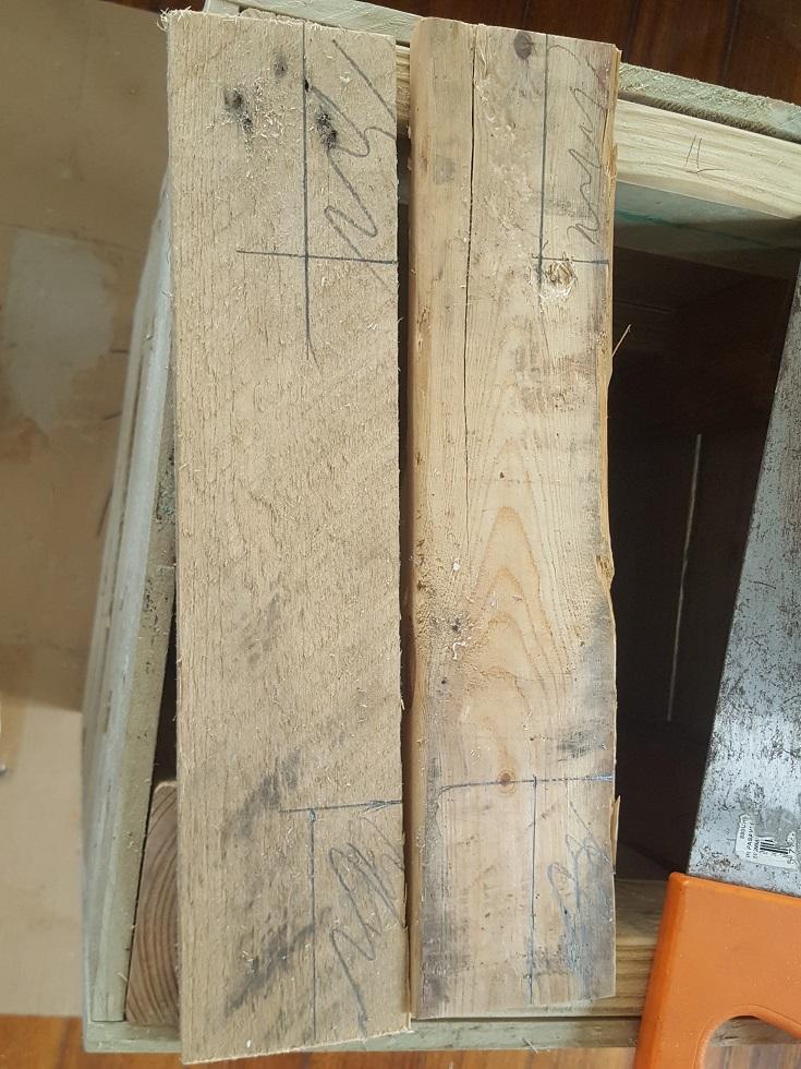 two level planter box step 20