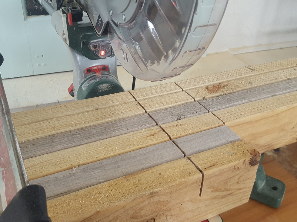 two level planter box step 4