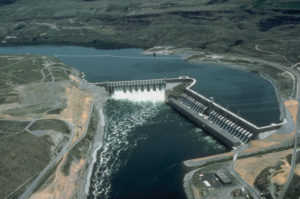 dammed hydroelectricity